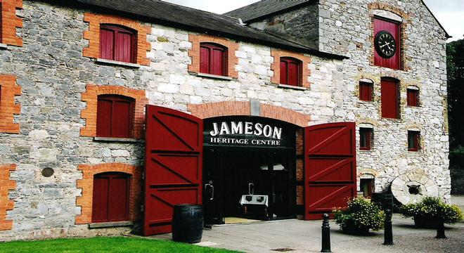 Image result for the old jameson distillery