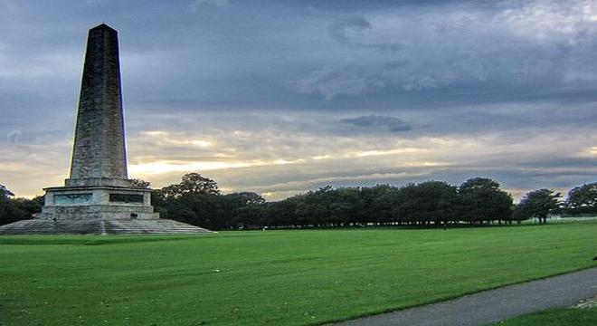 The Phoenix Park in Dublin