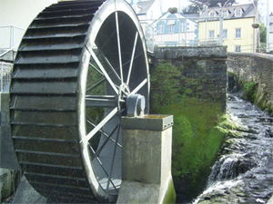 The Bantry Mill in County Cork, Ireland