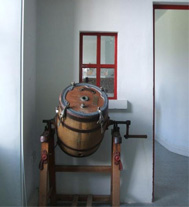 butter churn, heritage centre, Abbeyleix, Co. Laoise