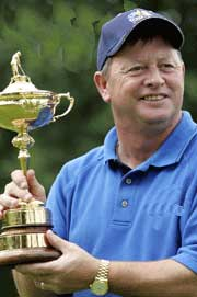 Ian Woosnam, Ryder Cup winning Captain, set to play Ballyliffin Golf Club