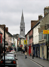 St Peter Cathederal in Ennis, County Clare, Ireland