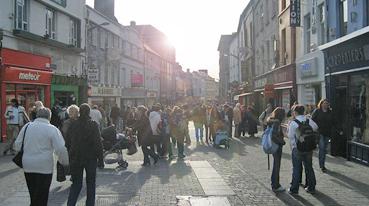 Shop Street Galway