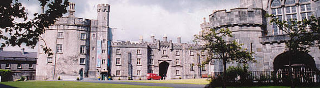 Visit Kilkenny Castle while on vacation in Ireland