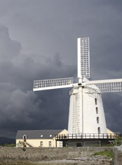Windmill at Blennerville Tralee